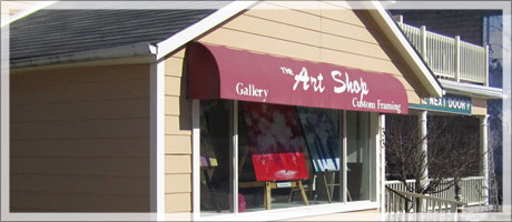 The Art Shop Lakefield